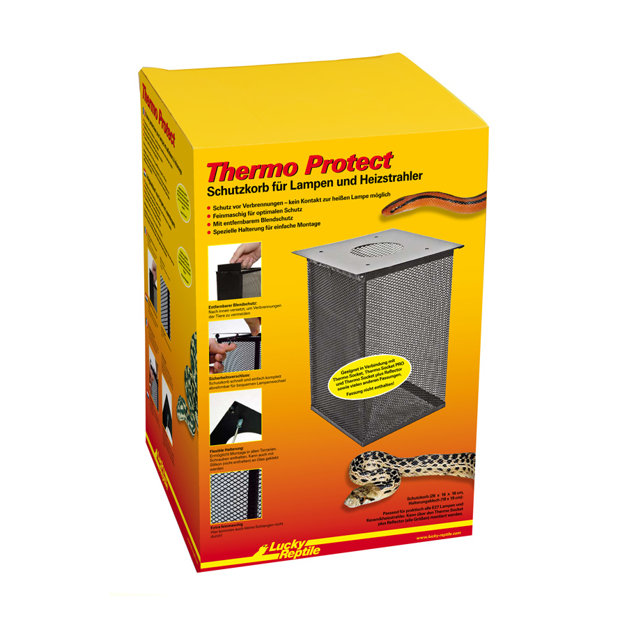 Lucky Reptile Thermo Protect Protection Basket