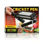 Exo Terra Cricket Pen - Faunabox for live insects incl. donor tube