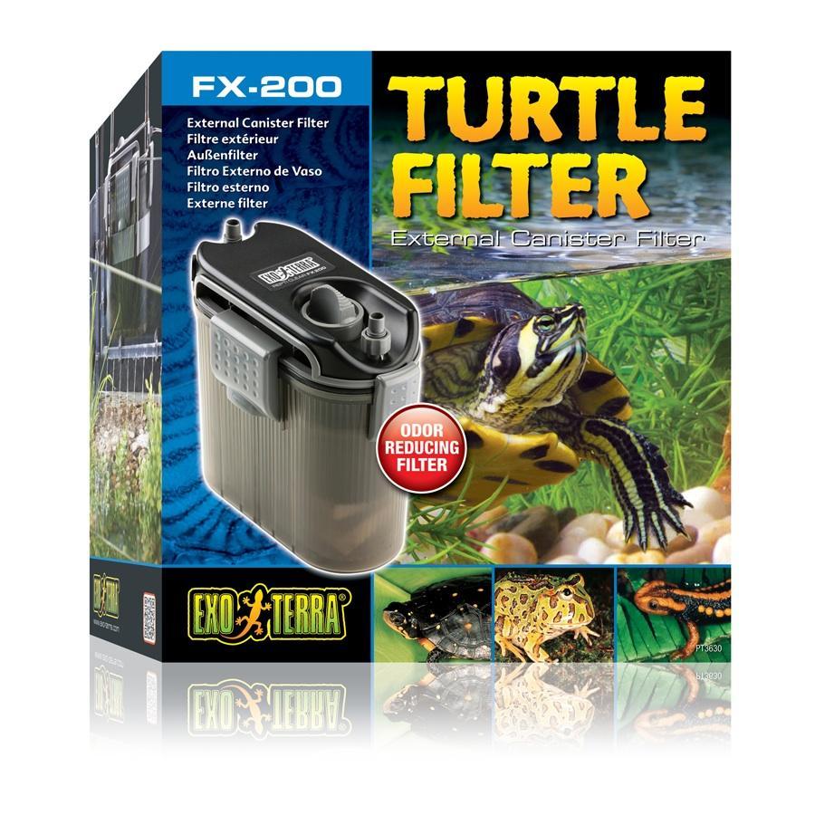 Exo Terra Turtle Filter FX-200 Terrarium Filter