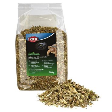 Trixie Reptiland grasses and meadow herbs for tortoises