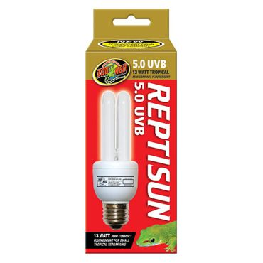 Zoo Med Reptisun Mini Compact Fluorescent