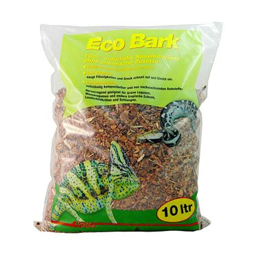 Lucky Reptile Eco Bark Terrarium Ground Substrate