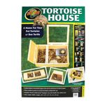 Zoo Med Tortoise House Turtle house (turtle enclosure)