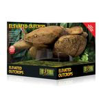 Exo Terra Elevated Outcrops Terrarium Rock