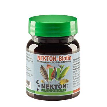 NEKTON-Biotin Vitaminpräparat zur Gefiederbildung für Vögel