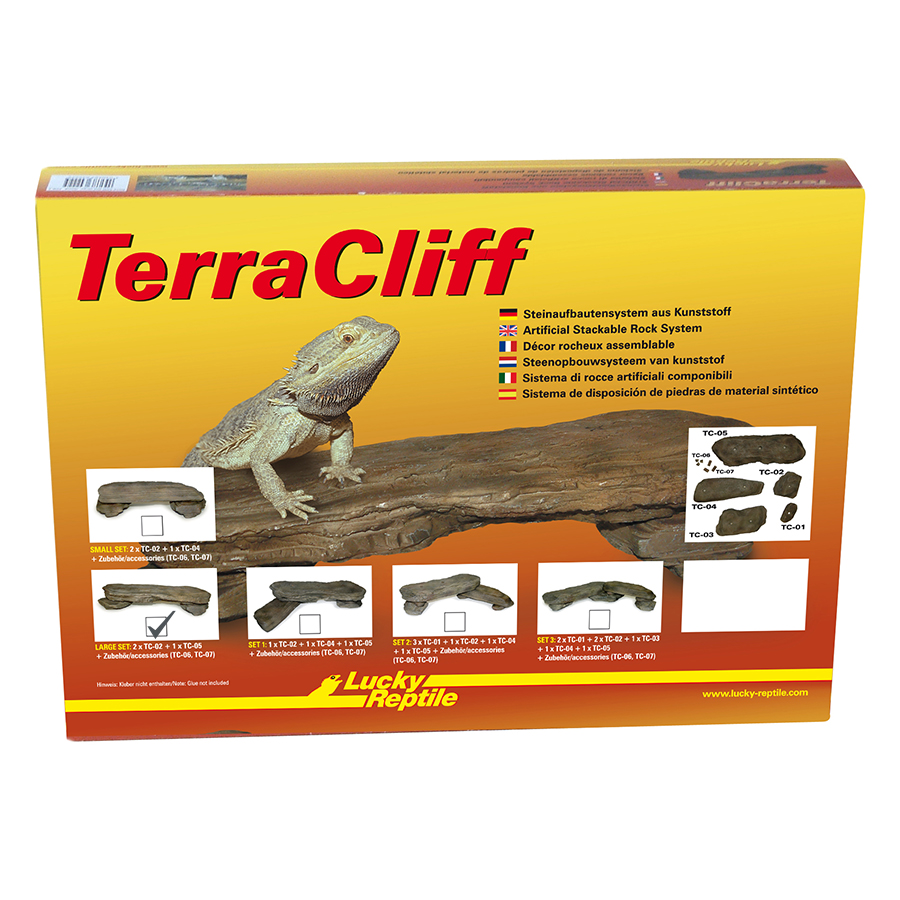 Lucky Reptile TC-05 Terra Cliff Top Plate Large