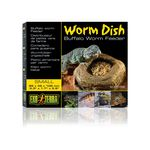 Exo Terra Worm Dish Food Bowl