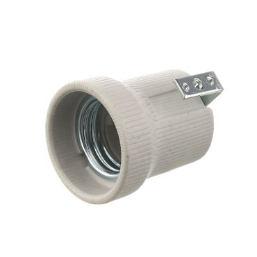 Ceramic socket/porcelain socket for terrarium lamps